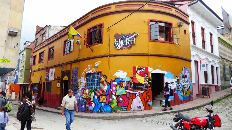 Bogota - La Candelaria 3