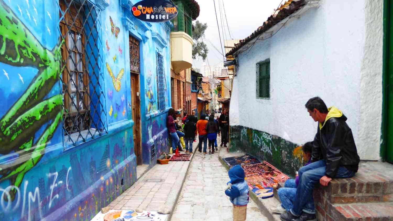 Bogota - La Candelaria 2