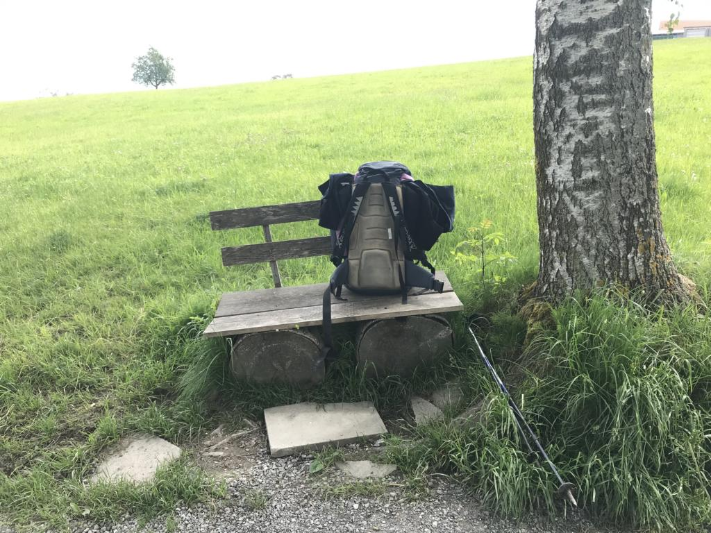 My first Bench, just wonderful
