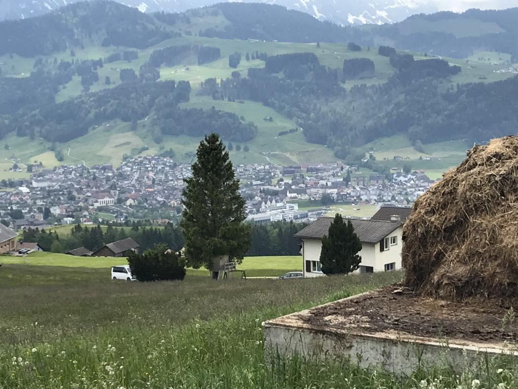 Appenzell from afar