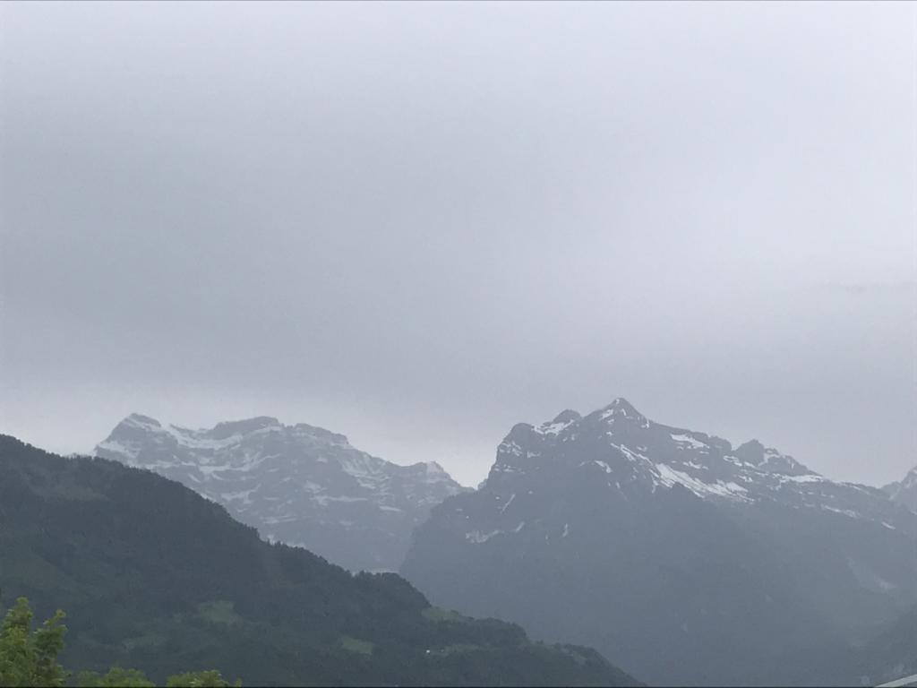 The Glarner Alps