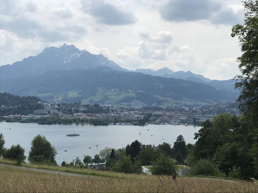 Lake Vierwaldstätter