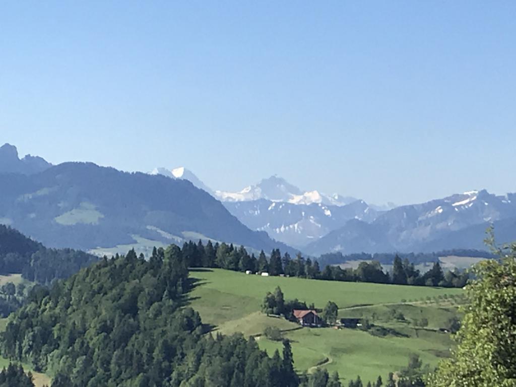 Eiger, Mönch, Jungfrau - famous Swiss Peaks