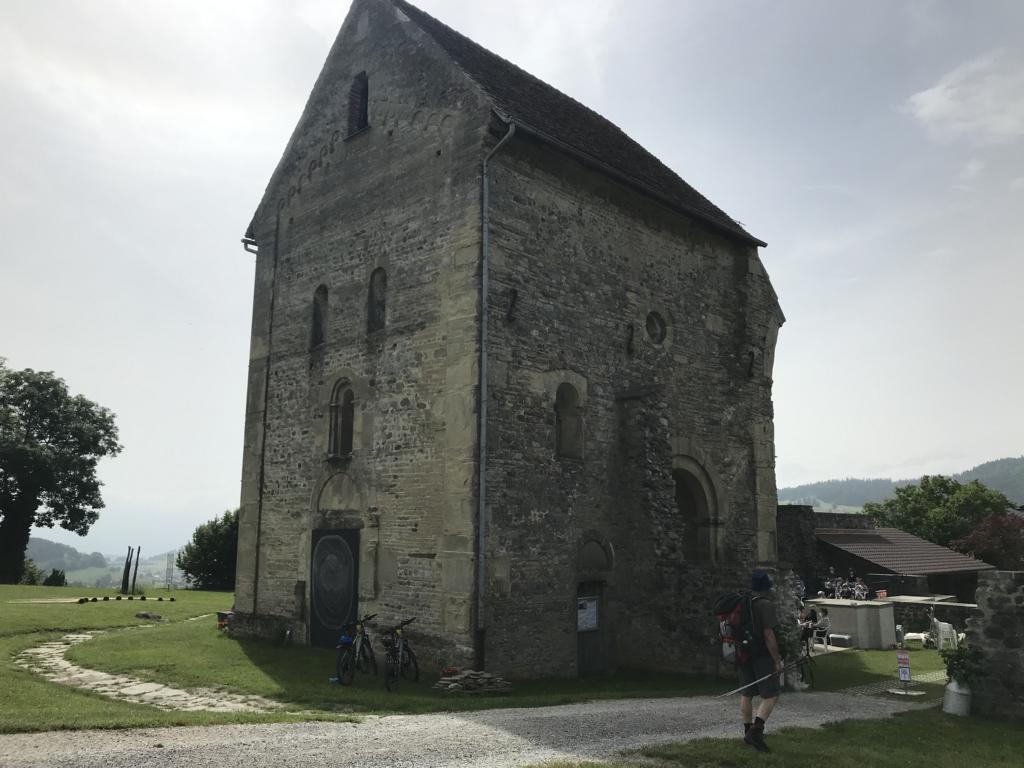 The old Clunianzenser Monastrey