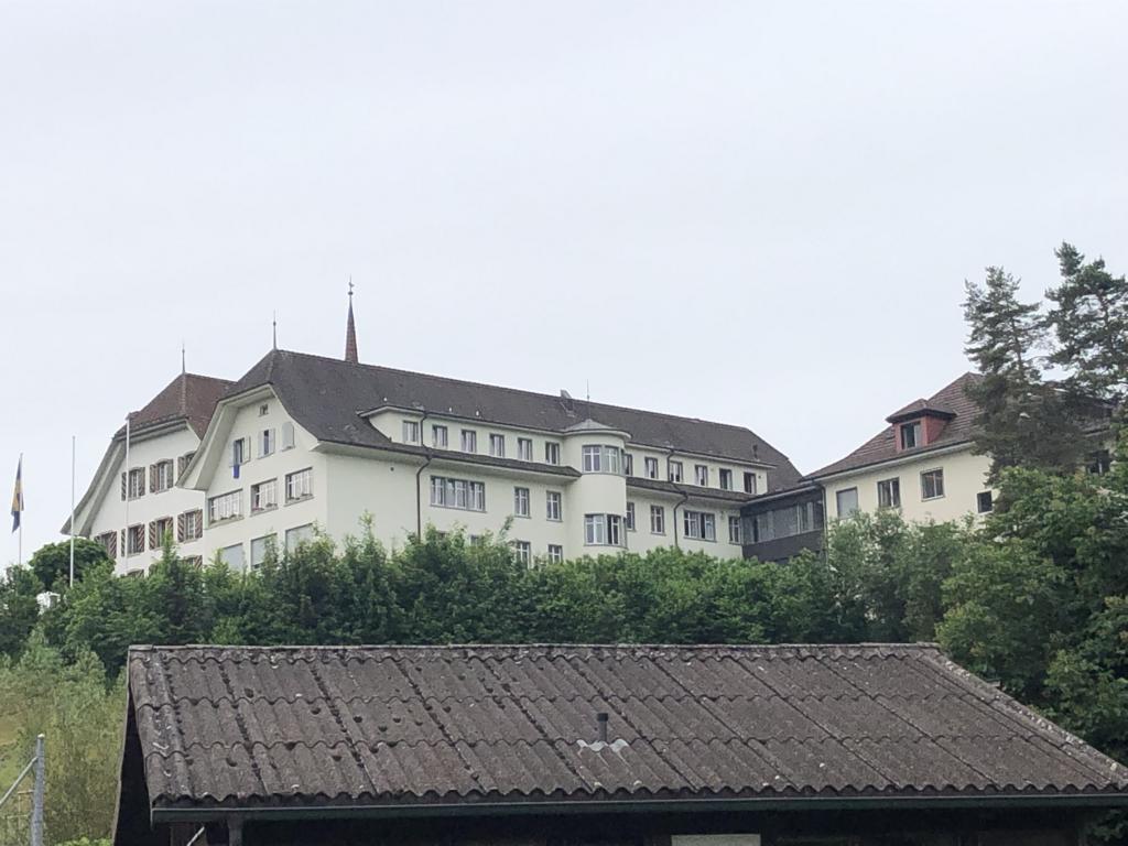 The Riggisberg Castle