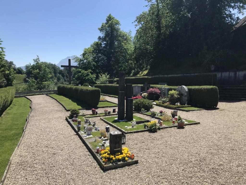 cemetery of the monastery