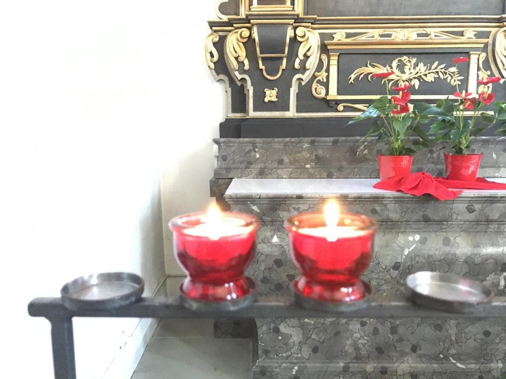 A candle for the next weeks