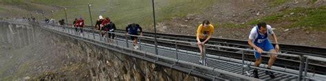 The Niesen Staircase Run