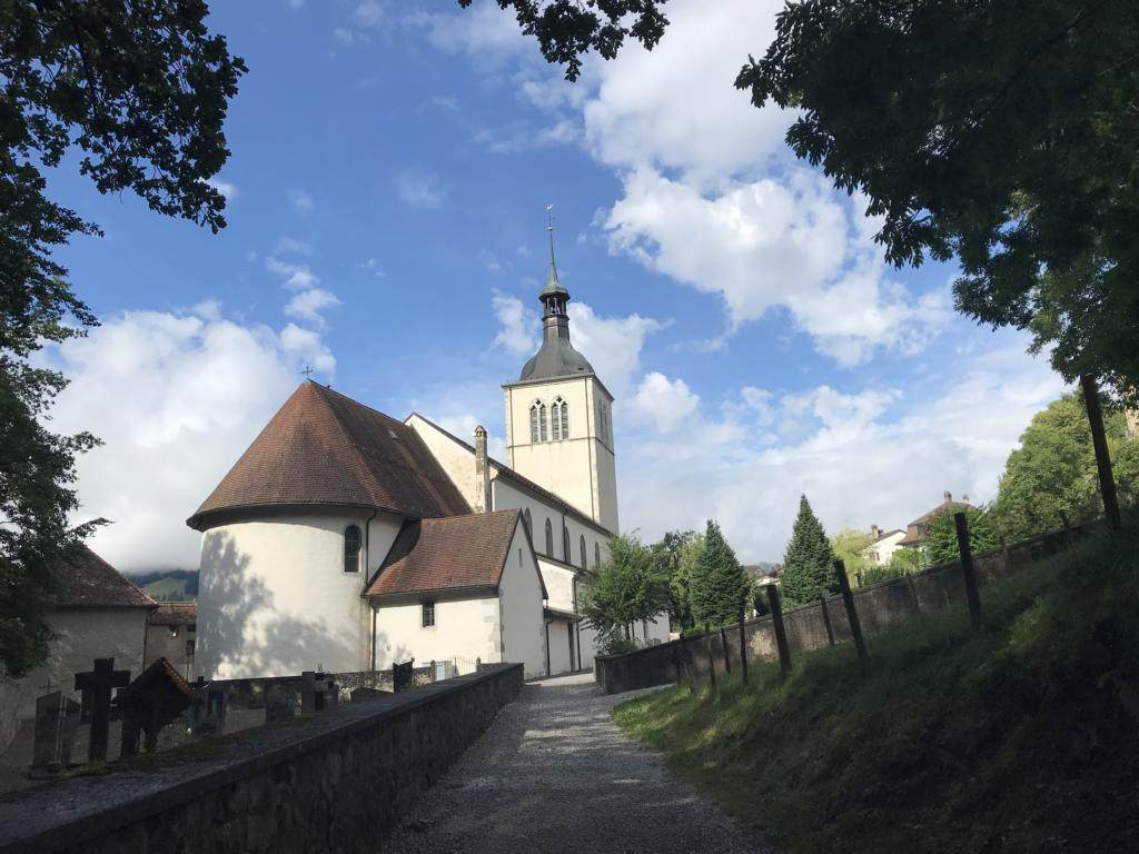 The castle og Gruyères 2